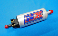 NX fuel customize your bike